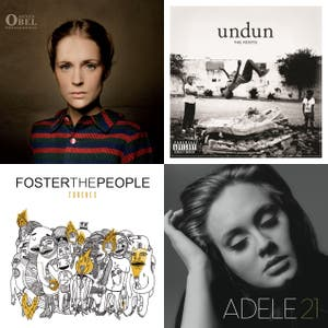 Favorite Albums of 2011