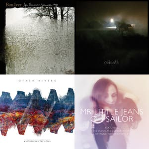 r/indiefolk top songs of the week