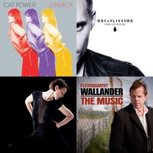Dagens Soundtrack - the playlist