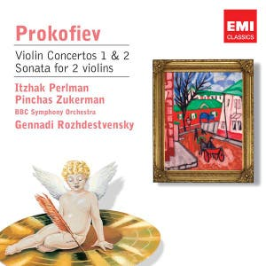 Prokofiev: Violin Concertos 1 & 2 - Sonata for two violins