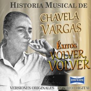 Chavela Vargas Volver, Volver