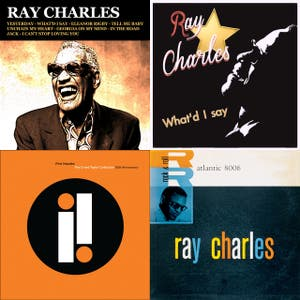 Ray Charles Top Tracks