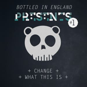 Bottled in England