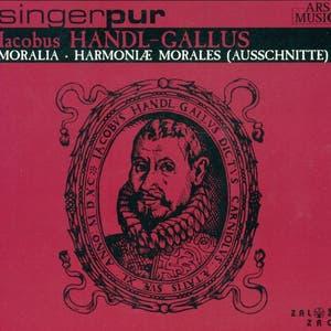 Handl, J.: Moralia / Harmoniae Morales, Book 1