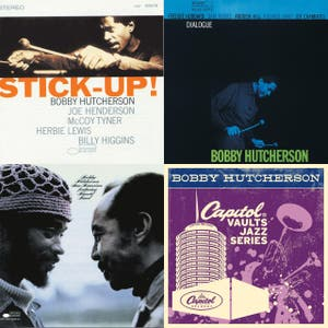 SFJAZZ Hotplate - Bobby Hutcherson December 2012 Mix
