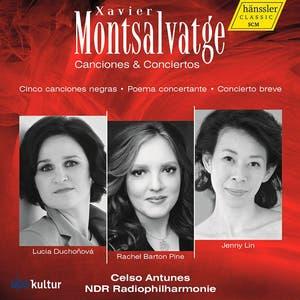 Montsalvatge: Canciones & Conciertos
