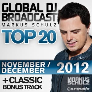Global DJ Broadcast Top 20 - November/December 2012