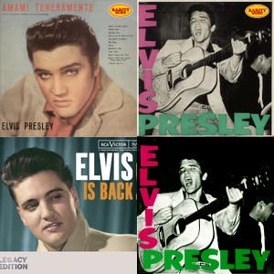 Tue Jan 10, 2012 - Elvis