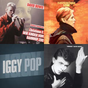 Berlin Bowie Playlist