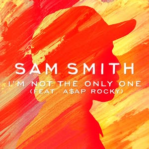 Sam Smith I'm Not The Only One Lyrics