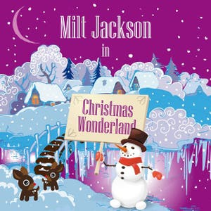 Milt Jackson in Christmas Wonderland