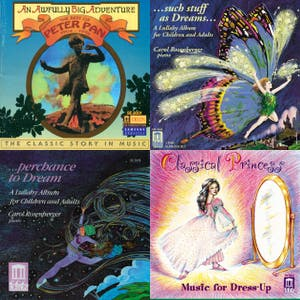 Delos - Young People's Series (Great Classical Music for Children)
