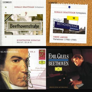Beethoven - Complete Chronological Catalogue (Biamonti Catalogue)