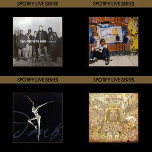 Dave Matthews Band: Live Series