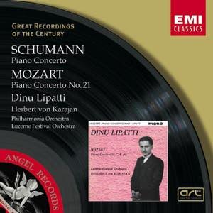 Schumann & Mozart: Piano Concertos