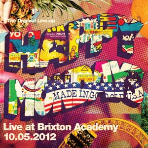 Happy Mondays - Live 2012