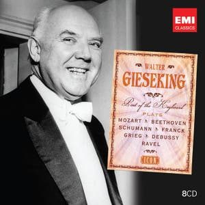 Icon: Walter Gieseking