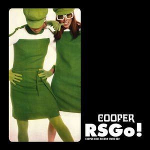 RSGo! (Cooper Goes Record Store Day)