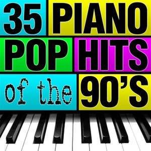 90's Piano Pop Hits