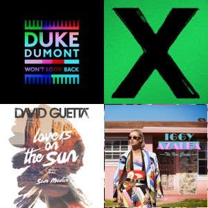 BBC Radio 1 Playlist, 28th August 2014