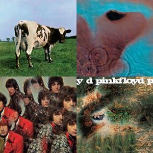 Pink Floyd - Studio Albums