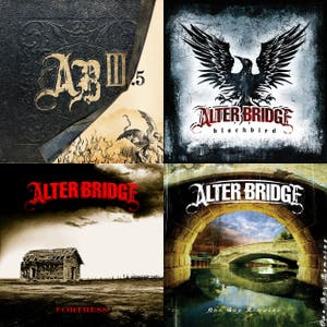 ALTER BRIDGE // FAN FAVOURITES!