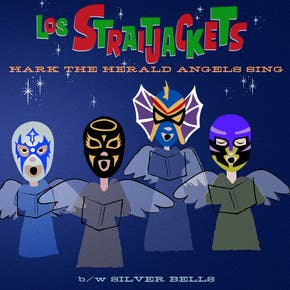 Fur-Lined Straitjackets: A Holiday Mix From Los Straitjackets