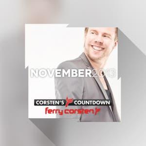 Ferry Corsten presents Corsten's Countdown November 2013
