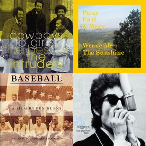 Opening Day: The Songs of Baseball