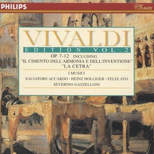 Vivaldi Edition Vol.2 - Op.7-12