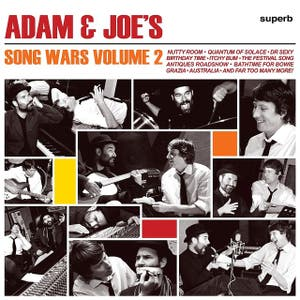 Adam and Joe's Song Wars Volume 2