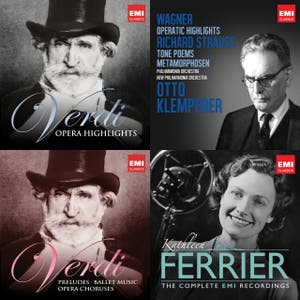 EMI Classics Anniversaries