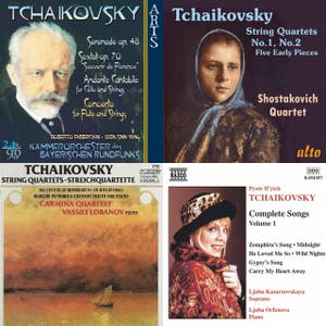 Pyotr Il'yich Tchaikovsky - Complete Chronological Catalogue