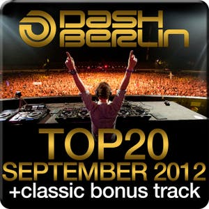 Dash Berlin Top 20 - September 2012