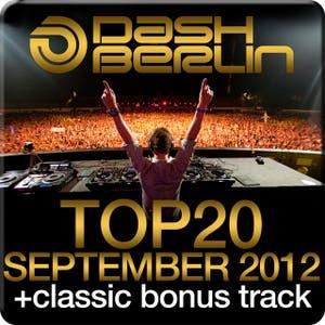 Dash Berlin Top 20 - September 2012