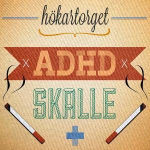 ADHD-skalle