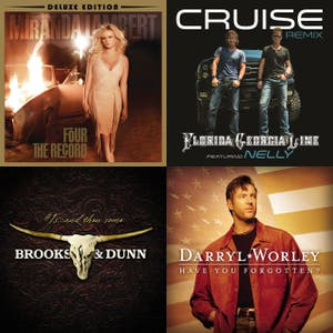 POPSUGAR Country Cardio Playlist