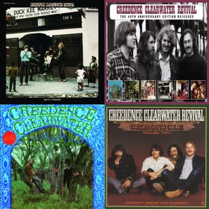 The List: CCR