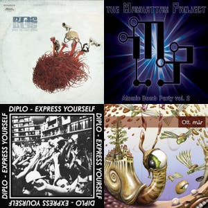 Disco Biscuits playlist