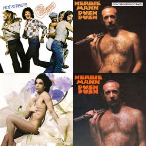 Gayest Album Covers of All Time