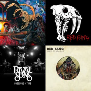 ROCK // CREATIVE & DYNAMIC BANDS