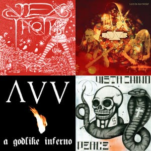 Occult Rock Magazine's Playlist