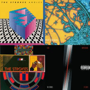 The List: The Strokes