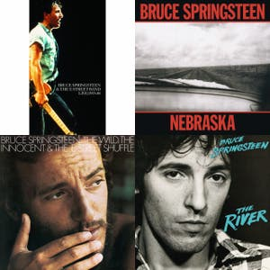 Where to Start with Bruce Springsteen