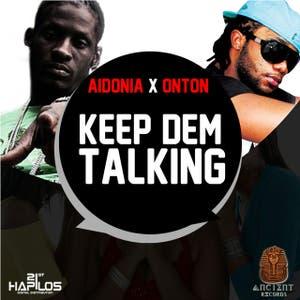 Keep Dem Talking - Single