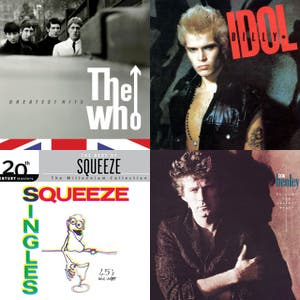The Best of the 80s (Or 80's-sounding if you want to get all technical about it)