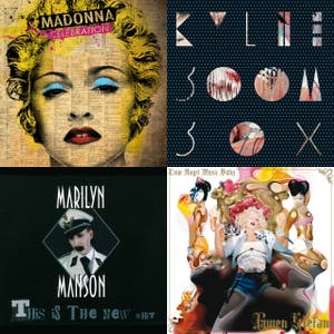 Songs that sound a bit like #BornThisWay