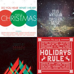 CHRISTMAS TIME IS HERE! | a holiday mix