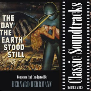 The Day The Earth Stood Still (1951 Film Score)