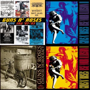Guns N' Roses - Paris Bercy, June 5th Concert Playlist